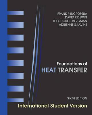 Foundations of Heat Transfer (Paperback)