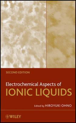 Electrochemical Aspects of Ionic Liquids (Hardback)
