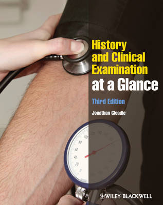 History and Clinical Examination at a Glance - At a Glance (Paperback)
