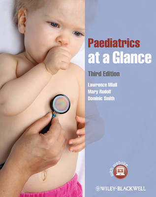 Paediatrics at a Glance - At a Glance (Paperback)