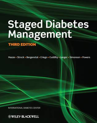 Staged Diabetes Management (Hardback)
