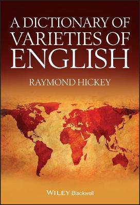 A Dictionary of Varieties of English (Hardback)