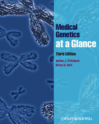 Medical Genetics at a Glance - At a Glance (Paperback)