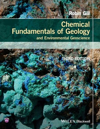 Chemical Fundamentals of Geology and Environmental Geoscience (Paperback)