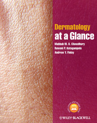 Dermatology at a Glance - At a Glance (Paperback)
