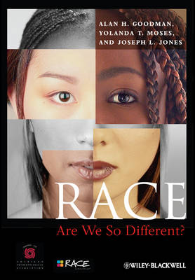Race: Are We So Different? (Hardback)