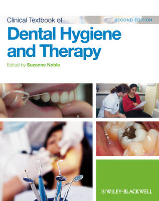 Clinical Textbook of Dental Hygiene and Therapy (Paperback)