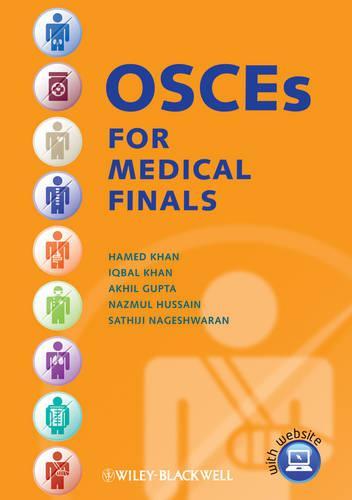 OSCEs for Medical Finals (Paperback)