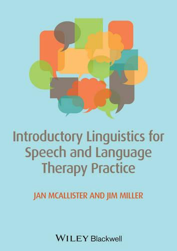 Introductory Linguistics for Speech and Language Therapy Practice (Paperback)