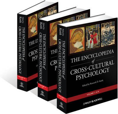 The Encyclopedia of Cross-Cultural Psychology (Hardback)