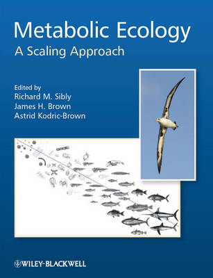 Metabolic Ecology: A Scaling Approach (Hardback)