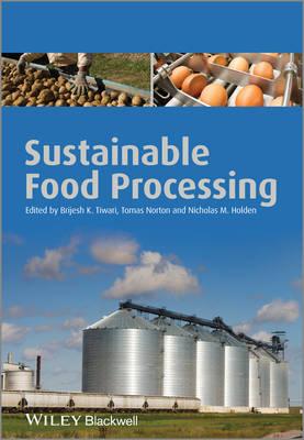 Sustainable Food Processing (Hardback)