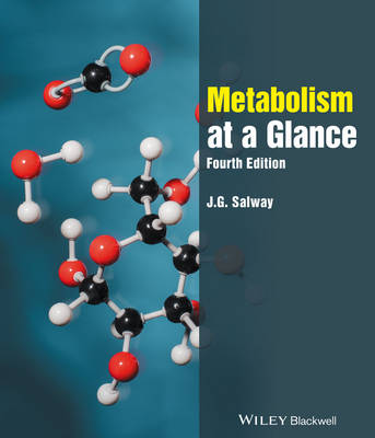 Metabolism at a Glance (Paperback)