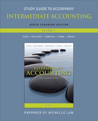 Intermediate Accounting, Volume 1 Study Guide - VitalSource
