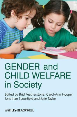 Gender and Child Welfare in Society (Hardback)