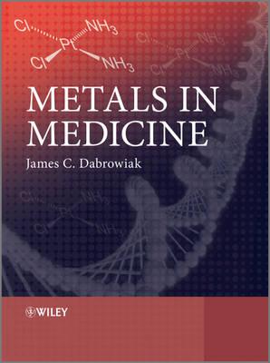 Metals in Medicine (Paperback)