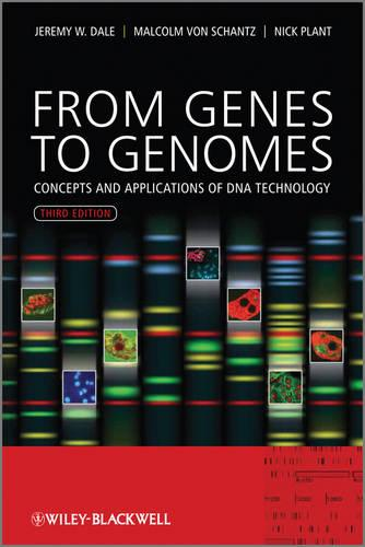 From Genes to Genomes: Concepts and Applications of DNA Technology (Paperback)