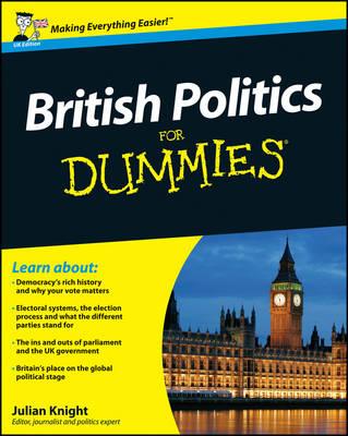 British Politics For Dummies (Paperback)