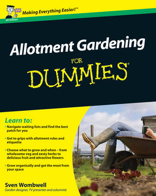 Allotment Gardening For Dummies (Paperback)