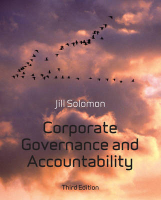 Corporate Governance and Accountability (Paperback)