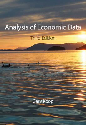Analysis of Economic Data (Paperback)