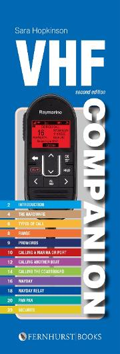 VHF Companion - Practical Companions (Spiral bound)