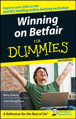 Winning on Betfair For Dummies (Paperback)
