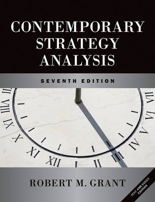 Contemporary Strategy Analysis and Cases: Text and Cases (Paperback)
