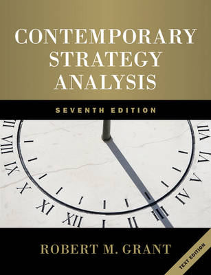 Contemporary Strategy Analysis: Text Only (Paperback)