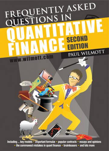 Frequently Asked Questions in Quantitative Finance (Paperback)