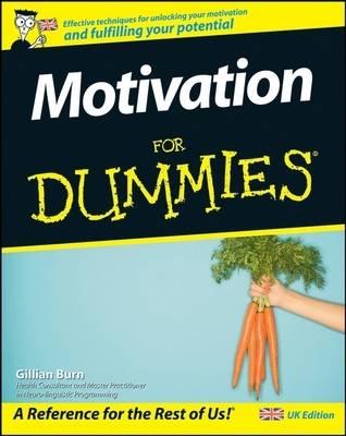 Motivation For Dummies (Paperback)