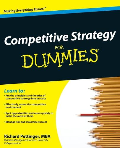 Competitive Strategy For Dummies (Paperback)