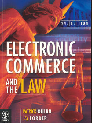 Electronic Commerce and the Law 2E (Paperback)