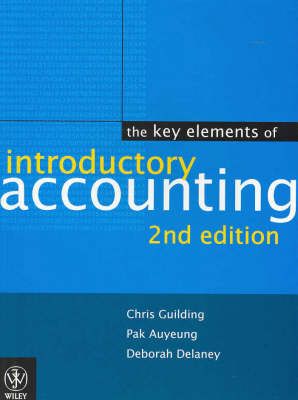 The Key Elements of Introductory Accounting (Paperback)