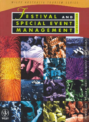 Festival and Special Event Management (Paperback)