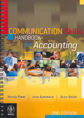 Communication Skills Handbook for Accounting (Spiral bound)