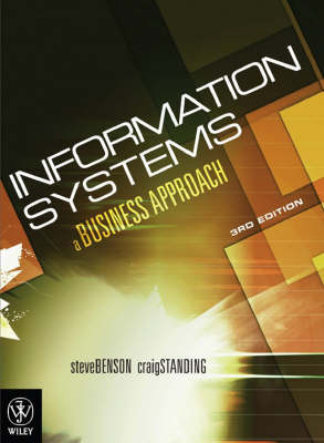 Information Systems: A Business Approach and eBook - No Longer used (Paperback)