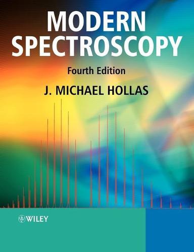 Modern Spectroscopy (Paperback)