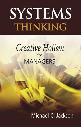 Systems Thinking: Creative Holism for Managers (Hardback)
