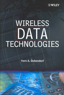 Wireless Data Technologies (Hardback)