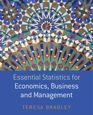 Essential Statistics for Economics, Business and Management (Paperback)