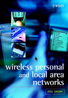 Wireless Personal and Local Area Networks (Hardback)