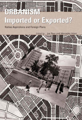 Urbanism: Imported or Exported? (Paperback)