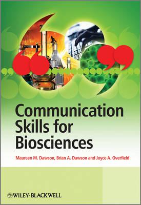 Communication Skills for Biosciences (Paperback)