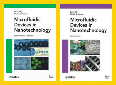 Microfluidic Devices in Nanotechnology Handbook (Hardback)