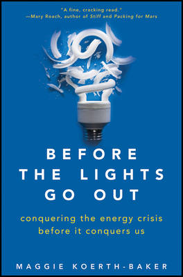 Before the Lights Go Out: Conquering the Energy Crisis Before It Conquers Us (Hardback)
