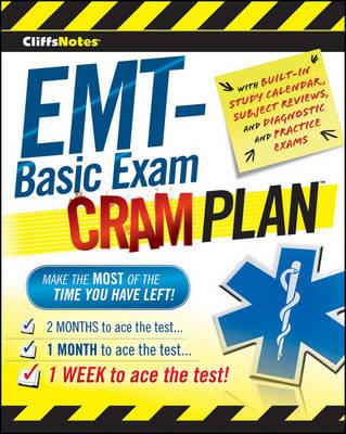 CliffsNotes EMT-Basic Exam Cram Plan (Paperback)
