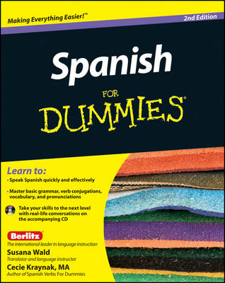 Spanish For Dummies (Paperback)