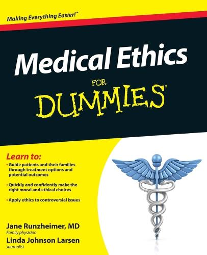 Medical Ethics For Dummies (Paperback)