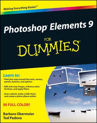 Photoshop Elements 9 For Dummies (Paperback)